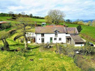 The Long House, 17, Banks Head, Bishop's Castle, Shropshire, SY9