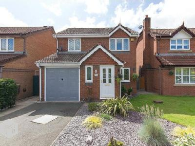 Rotherhead Close, Horwich, Bolton, Greater Manchester, BL6