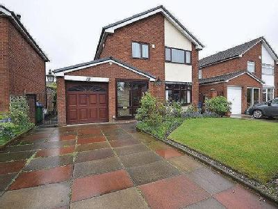 Winchester Avenue, Heywood - Detached