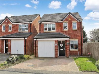 Mayflower Gardens, Wardle. - Detached