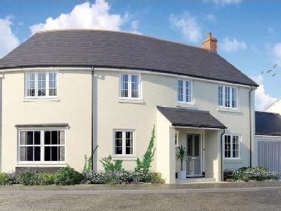 HELP TO BUY AVAILABLE - LARGE Three Bed Detached House With DOUBLE GARAGE