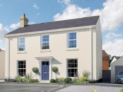 HELP TO BUY AVAILABLE - LARGE Three Bed Detached House With GARAGE