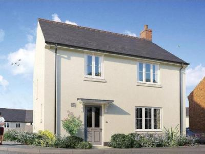 HELP TO BUY AVAILABLE - Three Bed DETACHED House With GARAGE