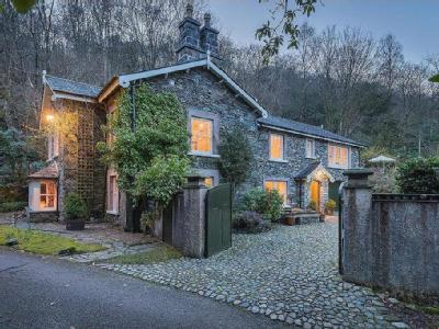 Duddon Lodge, Duddon Bridge, Broughton-in-Furness, The Lake District, LA20