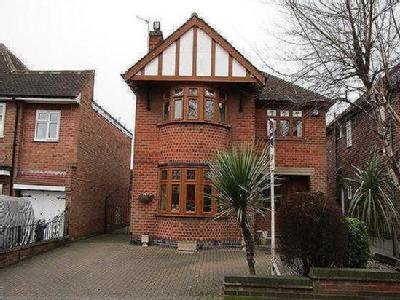 Glenfield Road, Leicester, Le3