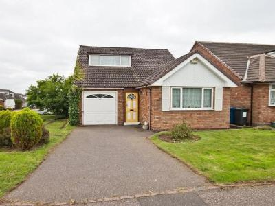 Foxcroft Close, Burntwood - Detached