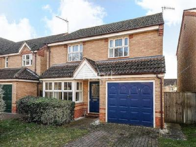 Buttercup Close, Thetford - Detached
