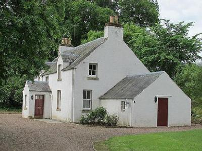 Sawmill Cottage, Oxnam, Nr Jedburgh, Scottish Borders, TD8