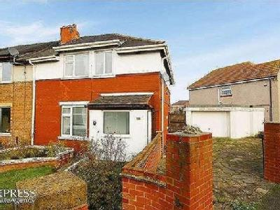 Waterslack Road, Bircotes, Doncaster, South Yorkshire, DN11