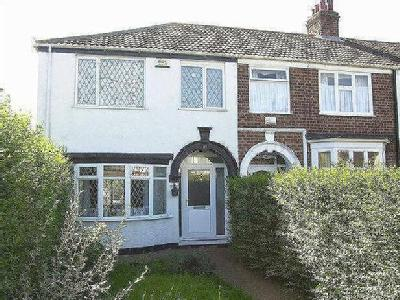 Yarborough Road, Grimsby - Terrace
