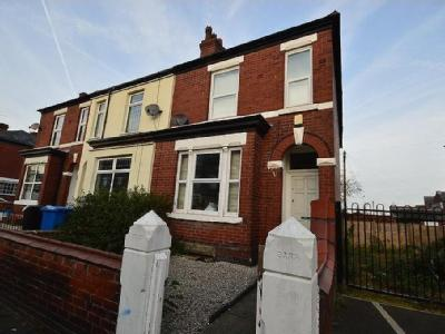 Bloom Street, Edgeley - Terrace