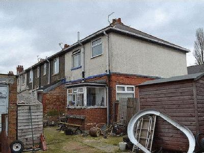 Clarendon Road, Grimsby - Terrace
