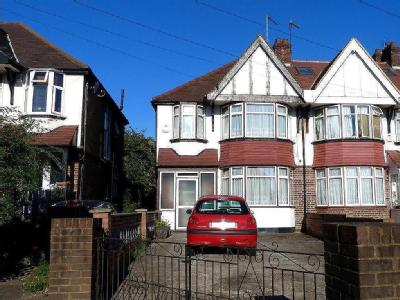 Balnacraig Avenue, Neasden - Terraced