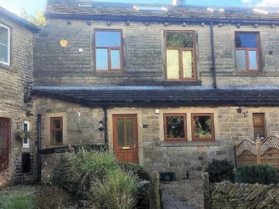Wilshaw, Meltham - Garden, Cottage
