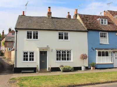 East Street, Alresford - Listed
