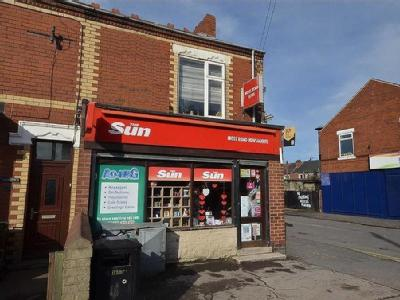 Moss Road, Doncaster, South Yorkshire