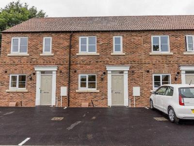 Mount Close, Riccall, York - Terraced