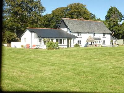 House for sale, Halwill - Garden