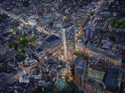 Centre Point Residences, 103 New Oxford Street, London, WC1A