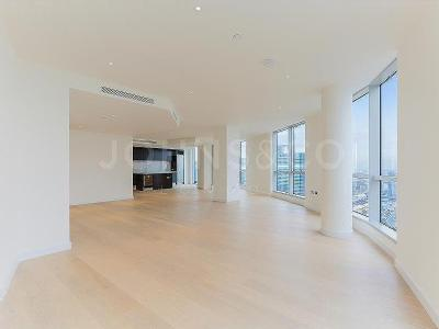 Charrington Tower Penthouse, Biscayne Avenue, London E14