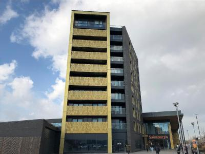 Hippersley Point, 4 Tilston Bright Square, Abbey Wood, London SE2