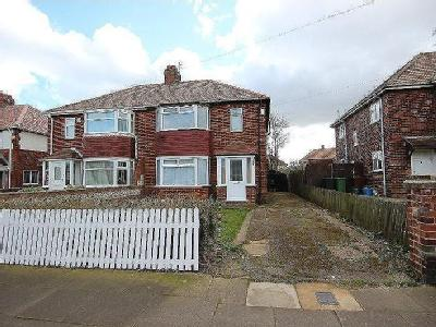 West View Road, Hartlepool - Garden
