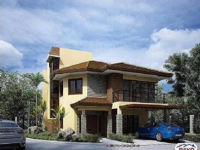 House to buy Cebu City - Balcony