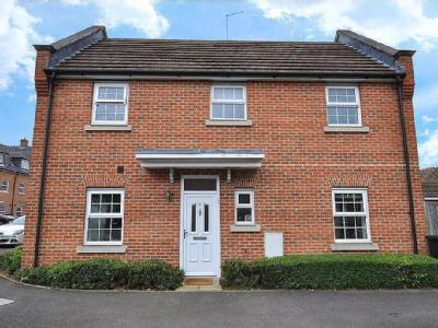 Frederick Place, Frogmore, St. Albans, Hertfordshire