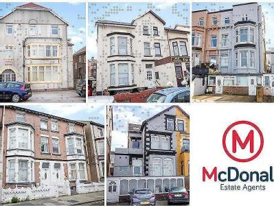 Apartments Portfolio, Various Locations, Blackpool, Lancashire