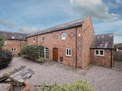 3 bedroom Barn Conversion Semi Detached in Wettenhall