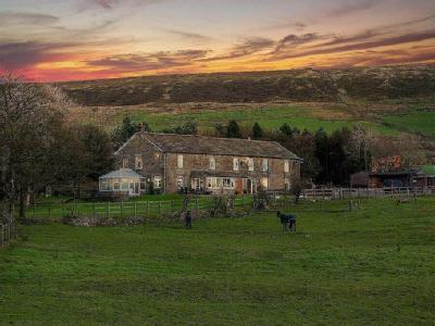 Edgworth Moor Farm, Broadhead Road, Turton, Bolton