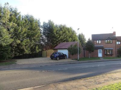 Coniston Road, Peterborough - Garden