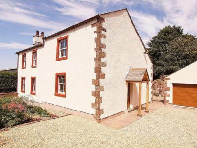 House for sale, CA7 Langrigg - Garden