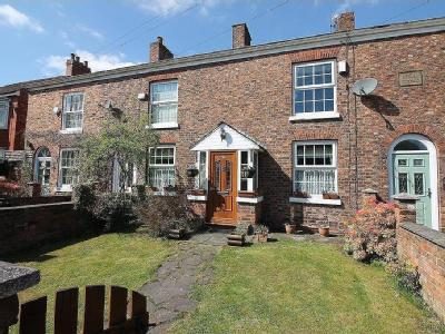 House for sale, Flixton Road - Garden