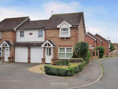 House for sale, Edwards Way - Garden