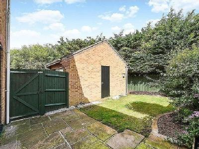 House for sale, Celtic Drive - Garden
