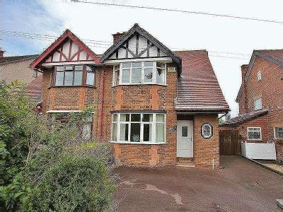 House for sale, Heath Road - Garden