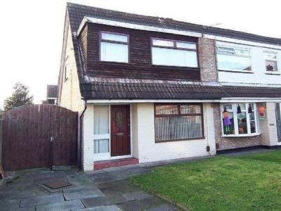 Windle Ash, Maghull, L31 - Garden