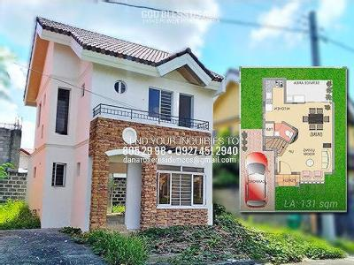 House for sale Bacoor - Garden