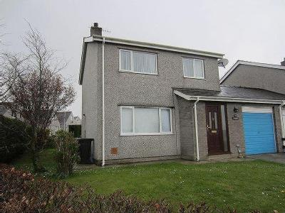 House to let, New, Penysarn - Garden