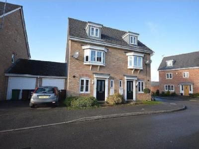 House to let, Penrhyn Close - Garden