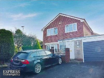 Brown Lodge Drive, Littleborough, Lancashire, OL15