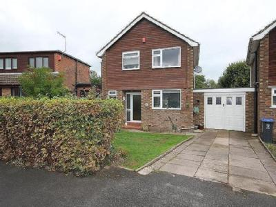 Kingfisher Crescent, Cheadle, Stoke-On-Trent