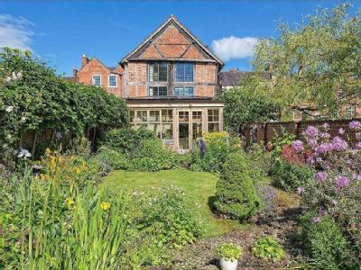 Curriers Cottage, Mill Street, Ludlow, Shropshire, SY8