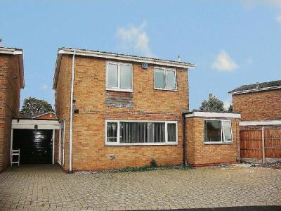 Rowood Drive, Solihull - Detached