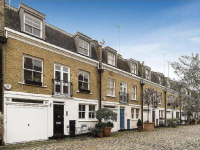 House for sale, Elnathan Mews - Mews