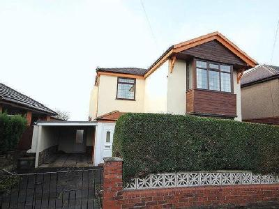 Woodland Road, Heywood, OL10 - Garden
