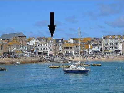 The Wharf, St. Ives, TR26