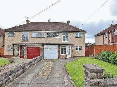 Kings Lane, Wirral, CH63 - Garden