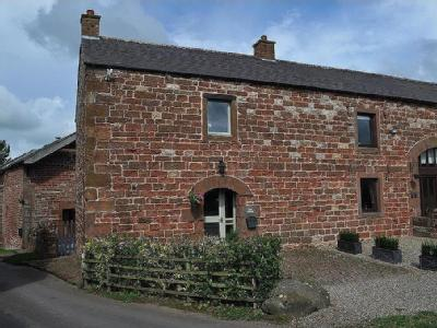 Milburn, Penrith - Conversion, Garden
